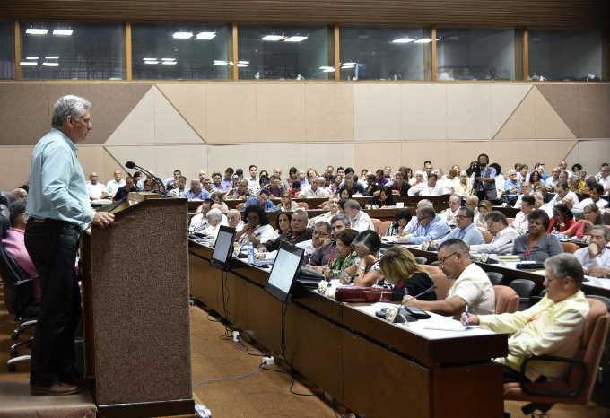 cuba, economia cubana, miguel diaz-canel, politica
