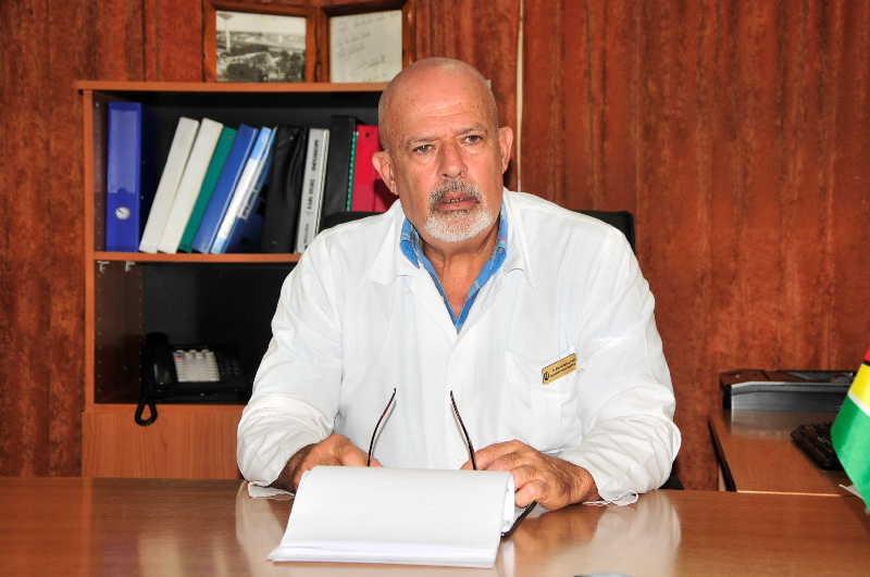 Hospital Provincial, Sancti Spíritus, director