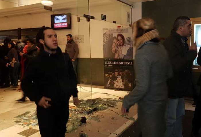 argentina, ataque agresivo, santiago maldonado