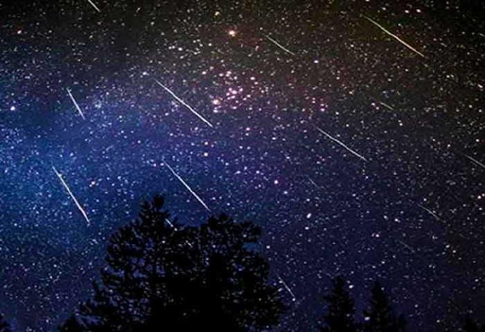 lluvia de meteoros, cuba