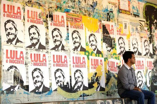 Brasil, elecciones, Lula