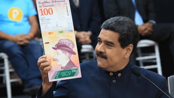 Venezuela, Maduro, economía