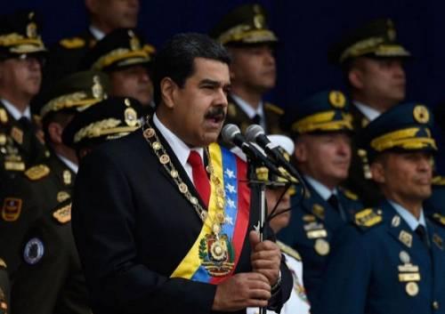 venezuela, nicolas maduro, atentado