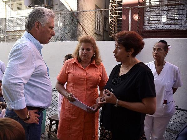 cuba, miguel diaz-canel, La Habana, aniversario 500 de la habana, presidente de cuba