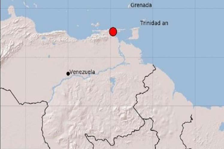 Venezuela, sismo