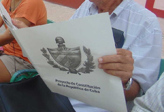 sancti spiritus, reforma constitucional, constitucion de la republica
