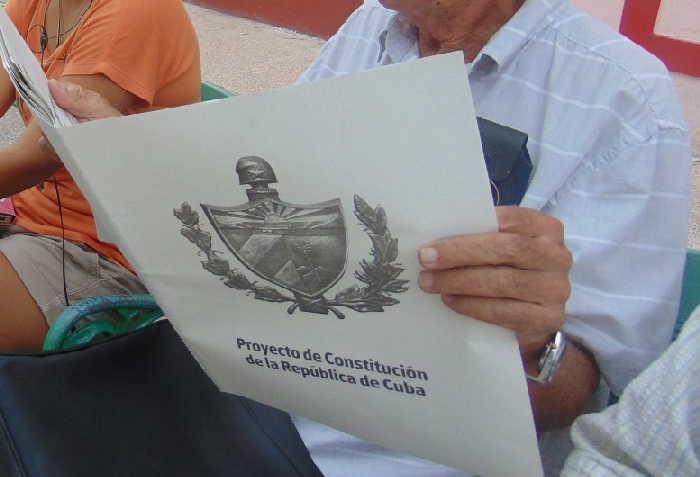 cuba, reforma constitucional, constitucion de la republica