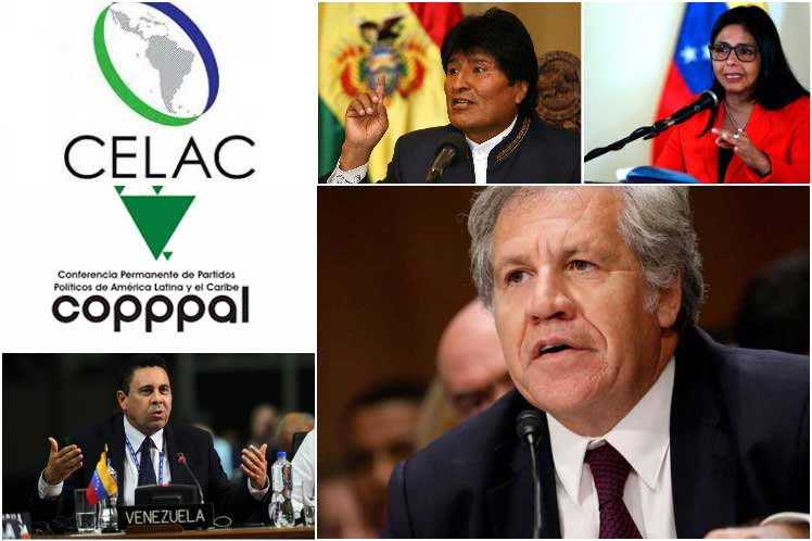 Venezuela, ALBA, OEA, Almagro