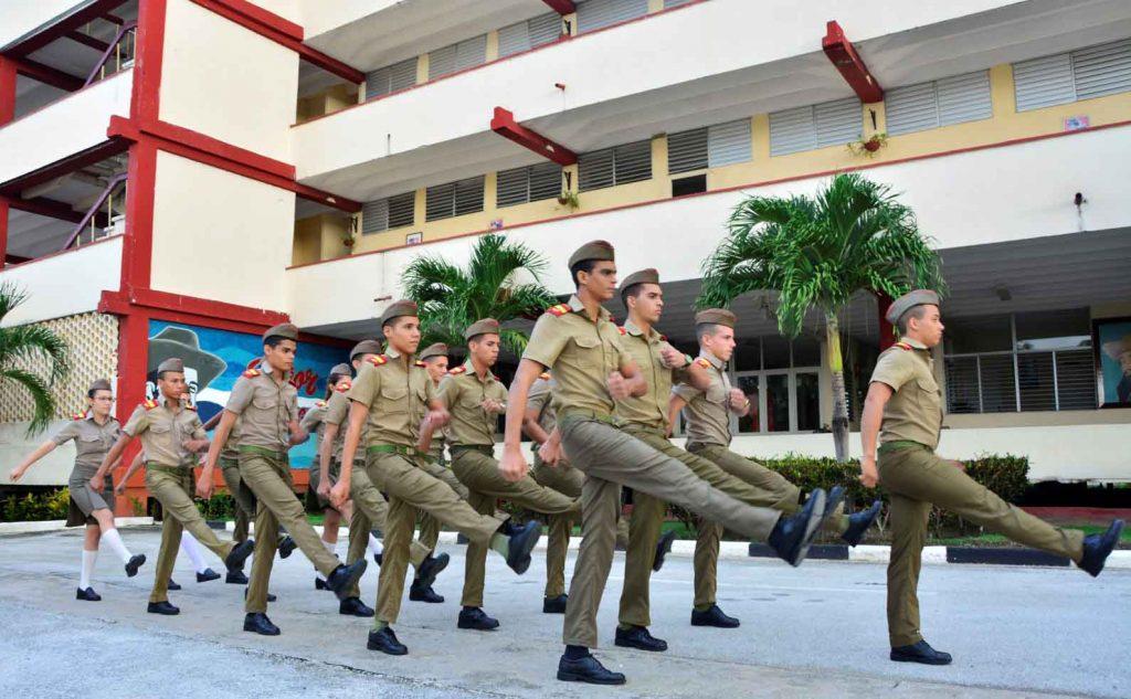 Escuela militar, Camilo Cienfuegos, Sancti Spíritus