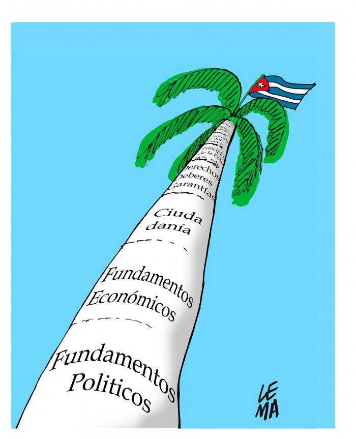 cuba, reforma constitucional, ciudadania cubana, constitucion de la republica
