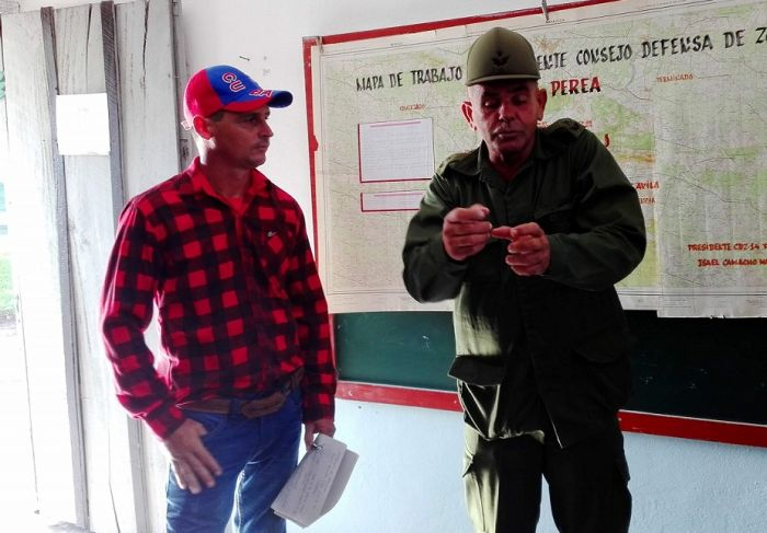 Día de la defensa en Perea