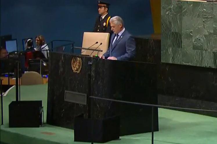ONU, Cuba, Venezuela, América Latina