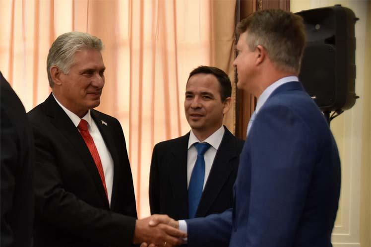 Cuba, Estados unidos, Díaz-Canel, Nueva York