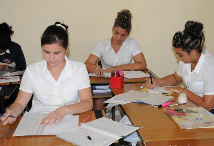 sancti spiritus, escuelas pedagogicas