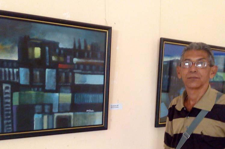 artes plásticas, Luis García, UNEAC