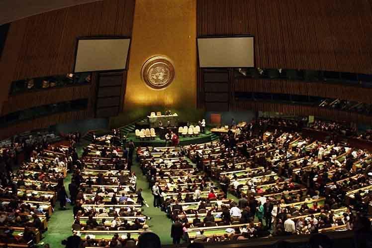 ONU, Asamblea general