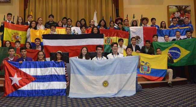 Olimpiada, Biologia, Ecuador