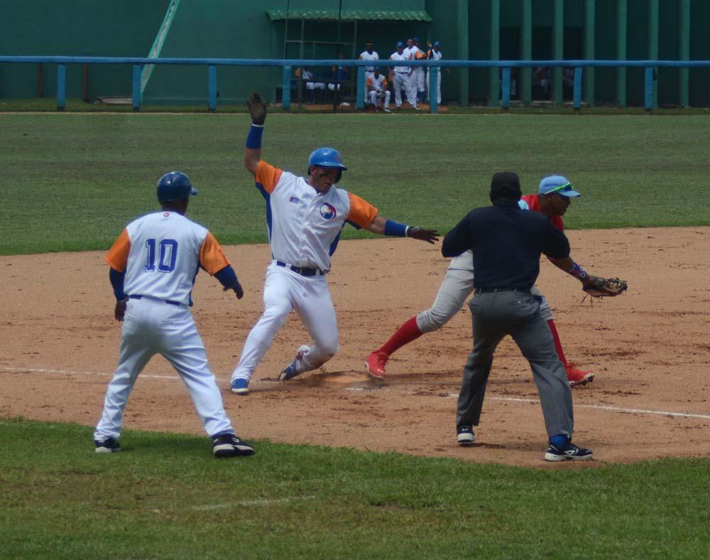 Béisbol, Sancti Spíritus, Gallos, Tigres