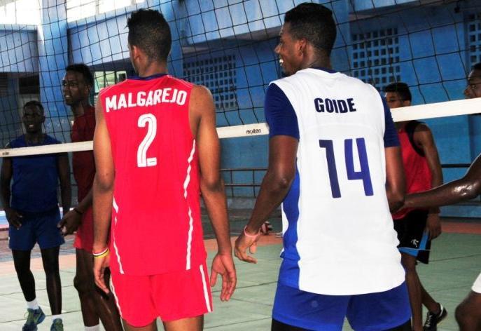 sancti spiritus, cuba, voleibol masculino