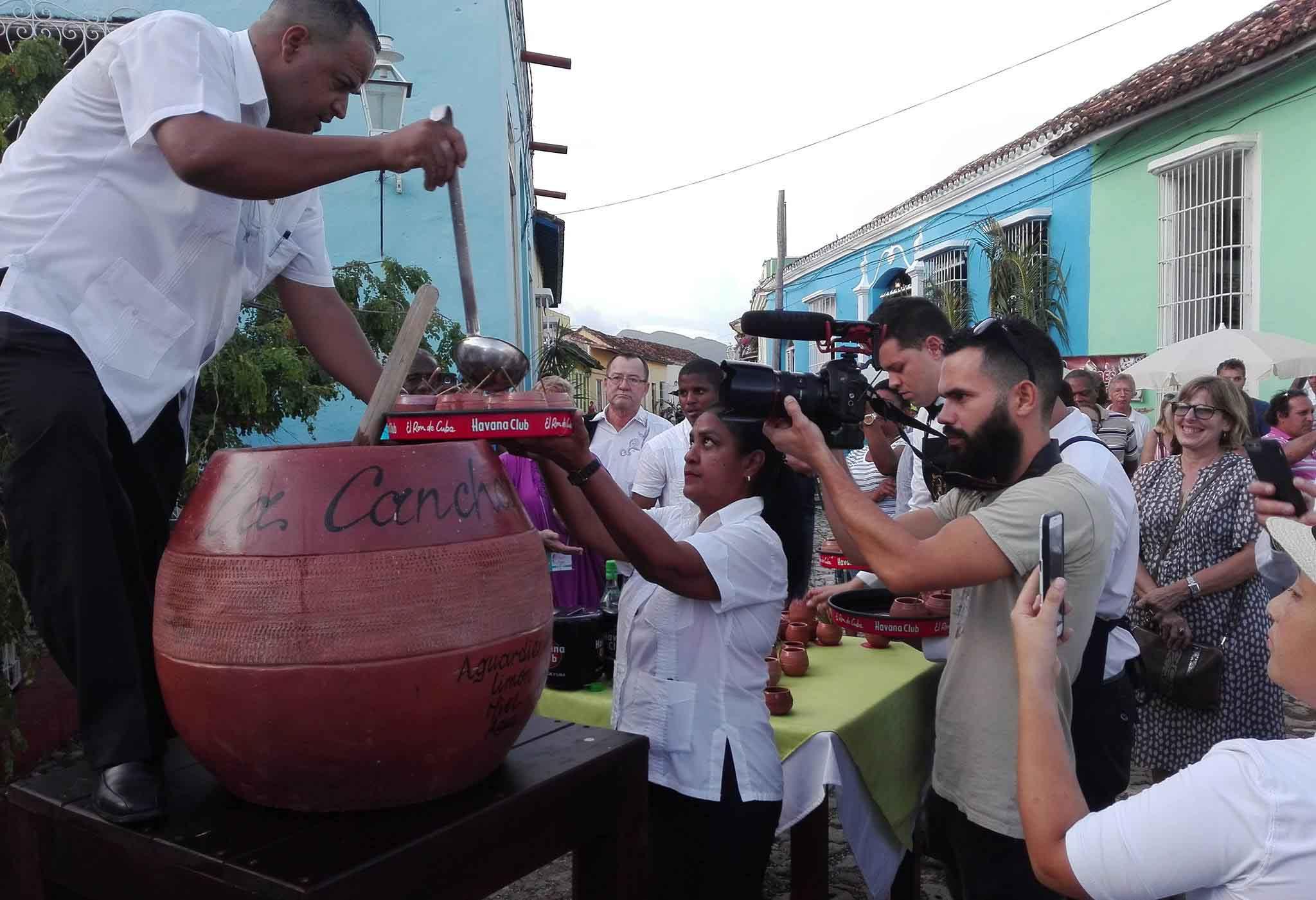 Trinidad, culinaria, Gourmet 2018