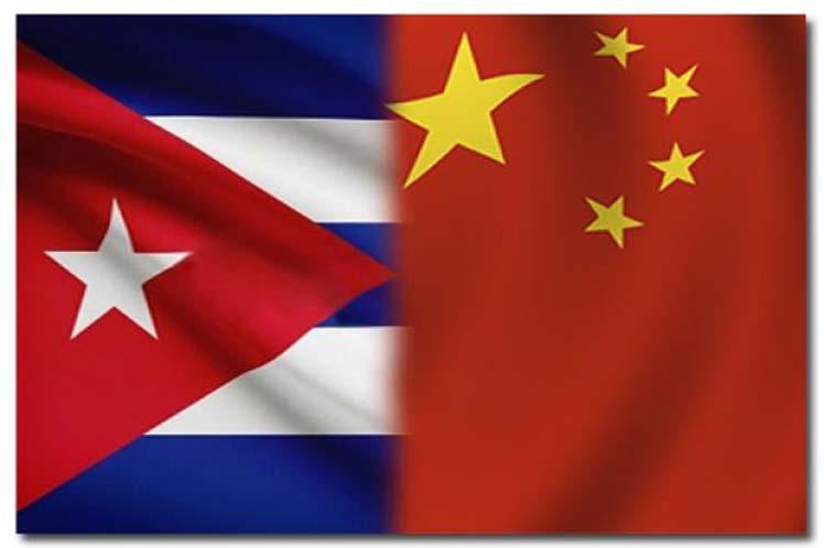 Felicita presidente de Cuba a gobierno y pueblo de China