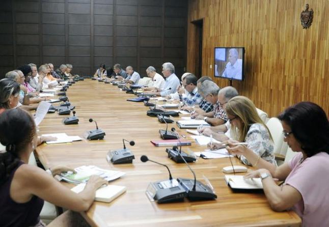 cuba, Díaz-Canel, programas priorizados