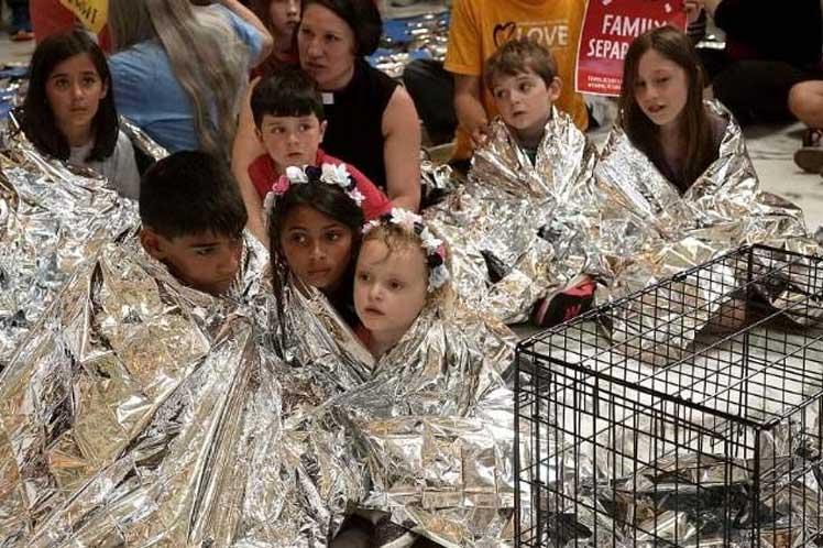 EE.UU., niños emigrados, Donald Trump
