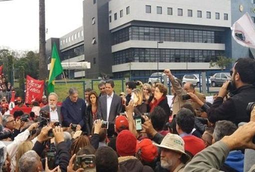 Brasil, elecciones, Lula, Fernando Haddad