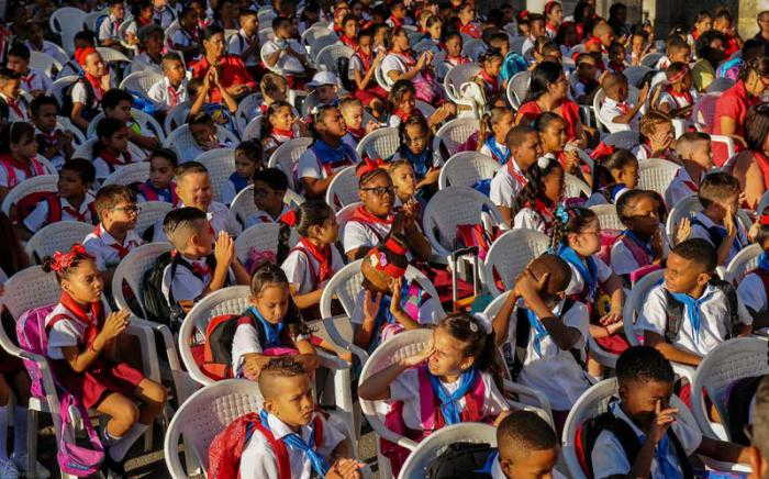 cuba, curso escolar 2018-2019, educacion, miguel diaz-canel, presidente de cuba