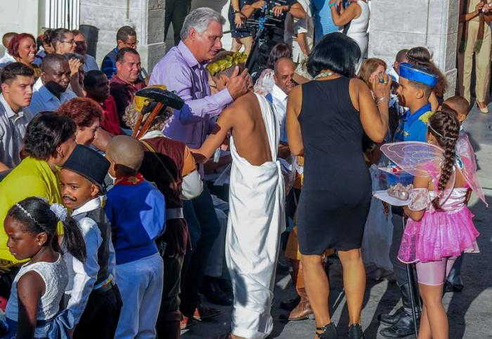 cuba, curso escolar 2018-2019, miguel diaz-canel, presidente de cuba, educacion