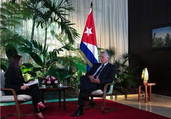 cuba, presidente de cuba, miguel diaz-canel, revolucion cubana