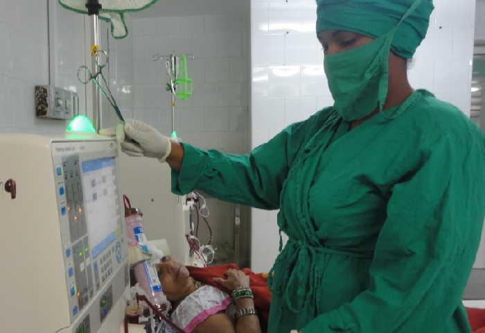 sancti spiritus, hospital provincial camilo cienfuegos, nefrologia