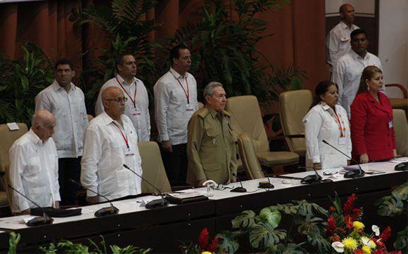 CDR, Congreso, Raúl Castro, Machado Ventura