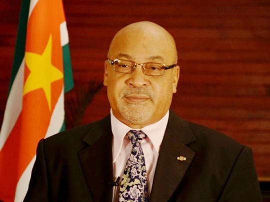 Suriname, Cuba, presidente