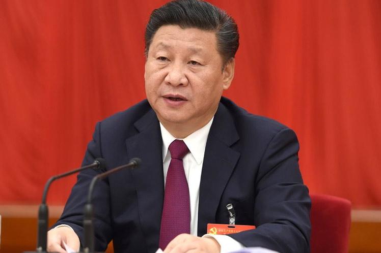 China, paz