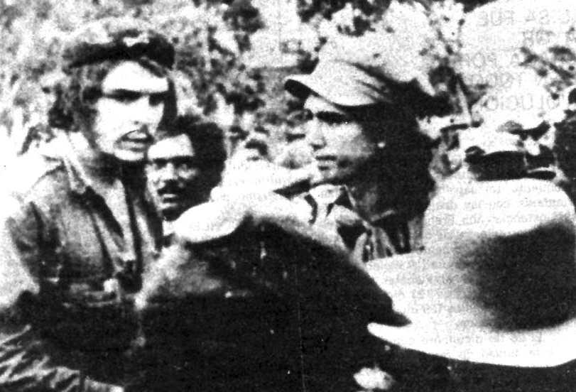 sancti spiritus, ernesto che guevara, directorio revolucionario 13 de marzo, ejercito rebelde
