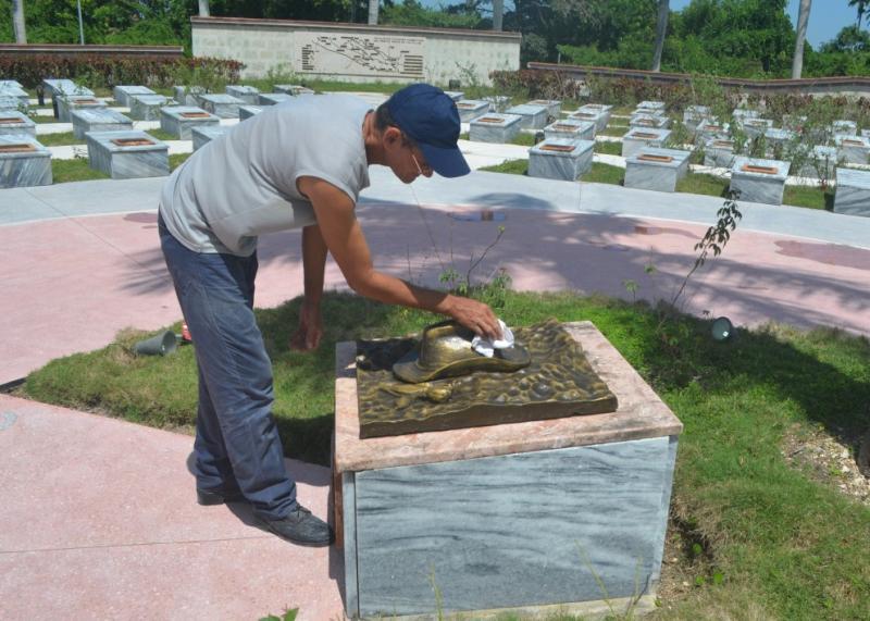 sancti spiritus, yaguajay, camilo cienfuegos, complejo historico comandante camilo cienfuegos, patrimonio, frente norte de las villas