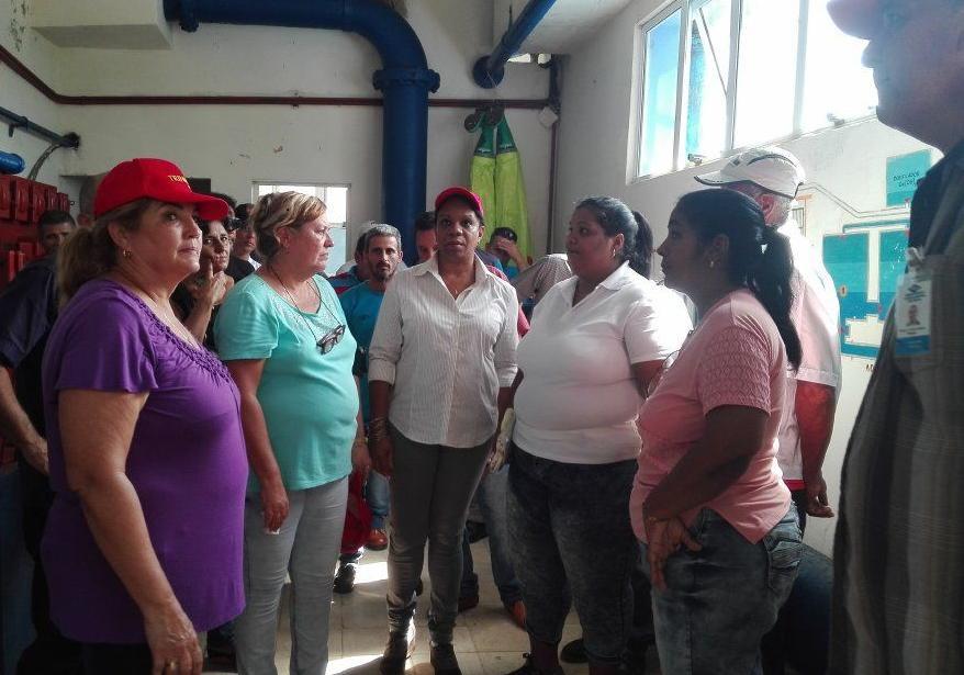 trinidad, recursos hidraulicos, abasto de agua, ines maria chapman