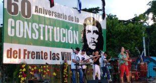 Frente Las Villas, Che, Fomento