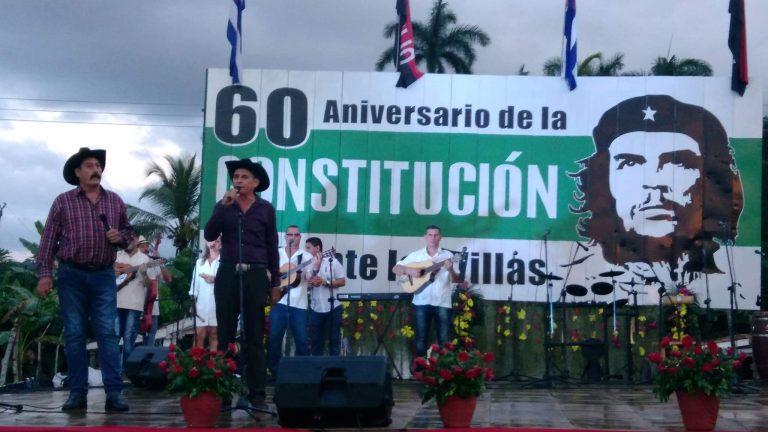 Recuerdan llegada del Che a Sancti Spíritus