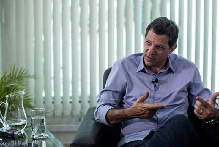 brasil, brasil elecciones, fernando haddad