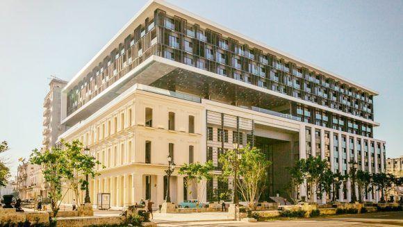 Turismo, Cuba, Hotel Packard.