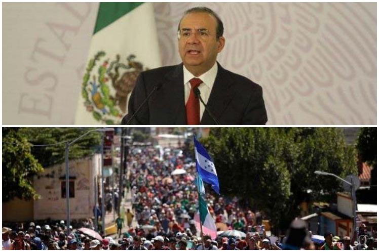 México, migrantes, Centroamérica