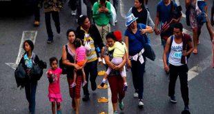 Venezuela, emigración, Centroamérica