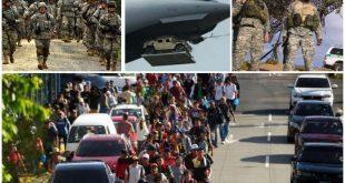 migrantes, centroamérica, Estados Unidos,