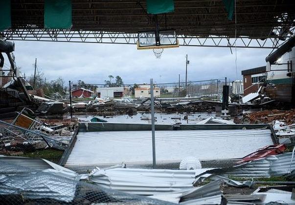estados unidos, huracan michael, florida