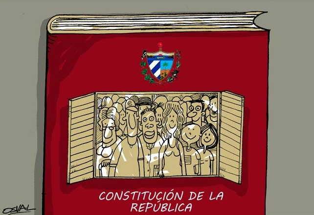 sancti spiritus, proyecto de constitucion, foro on line