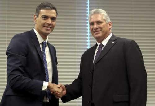 El presidente de gobierno español visitará Cuba en noviembre