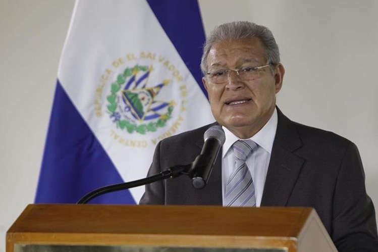 Cuba, El Salvador, Sánchez Cerén
