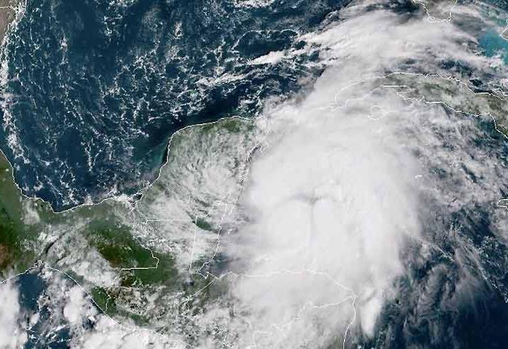 cuba, lluvias, tormenta tropical, ismet
